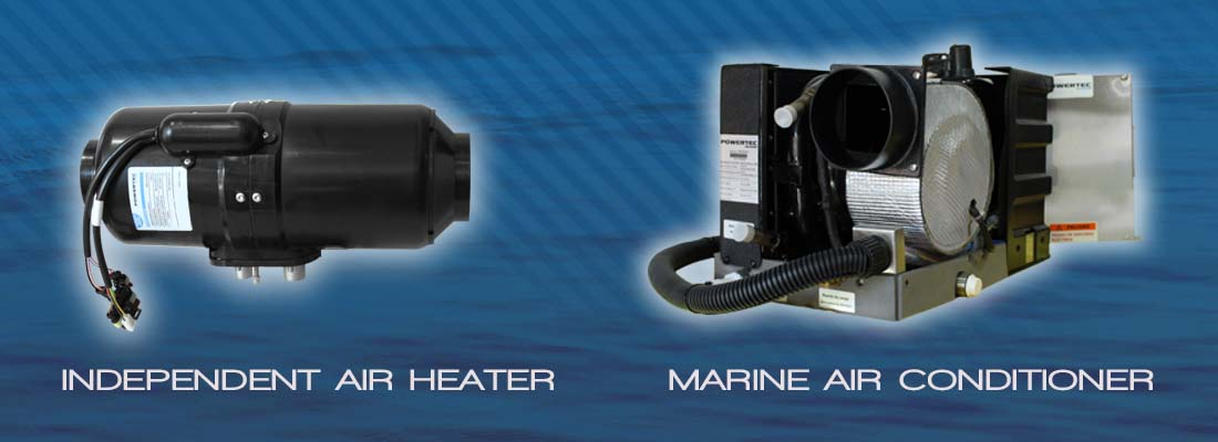 Independent Air Heater Marine Air Conditioner