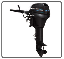 Powertec 9 Hp Four Stroke
